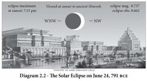 Eclipse 791 BCE